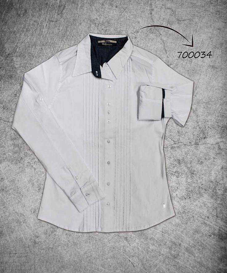 blusa-dama-color-blanco-manga-larga-white-blouse-long sleeve-700034