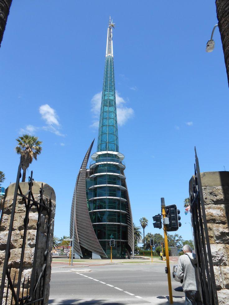 The Swan Bells - Perth WA