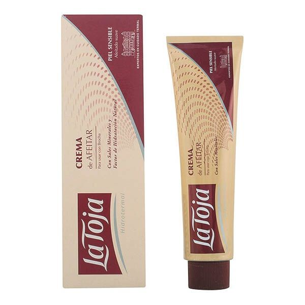 La Toja - CLASSIC SHAVING CREAM sensitive skin 150 gr La Toja 4,85 € https://shoppaclic.com/saponi-e-gel/16764-la-toja-classic-shaving-cream-sensitive-skin-150-gr-8410276225601.html
