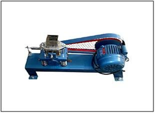 Vibrating Machine : EI08  Used for preparing mortar cubes for the determination of compression strength of ordinary and rapid hardened Portland cement, low heat Portland cement, Portland blast furnace cement and high alumina cements.  http://www.lab360.co.in/cement-test.htm