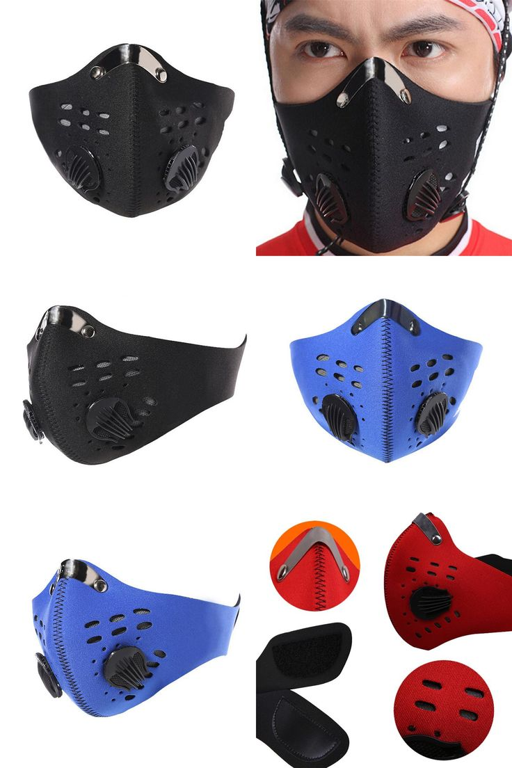 [Visit to Buy] Activated Carbon Anti Dust Bicycle Motorcycle Racing Ski Half Face Mask  Military Design Mask Activated Charcoal Filter #Advertisement
