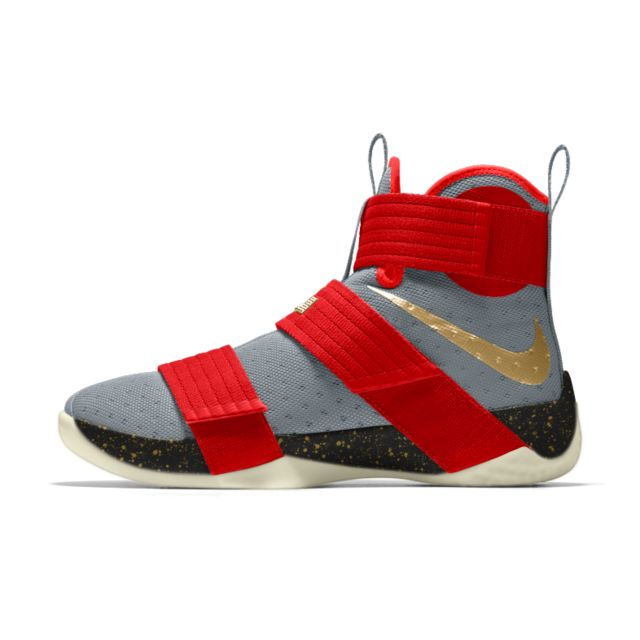 size 40 c086c cc9f4 ... Nike Zoom LeBron Soldier 10 iD Men s Basketball Shoe ...