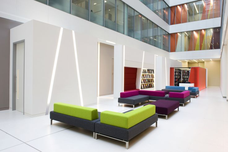hitch mylius | hm93 sofa units - burges salmon office, bristol