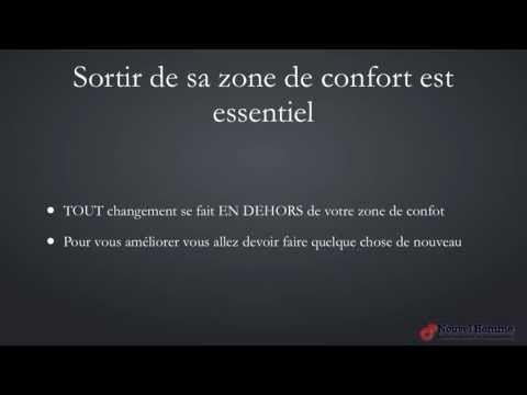 Reprogrammez votre cerveau et Sortir de sa zone de confort - YouTube