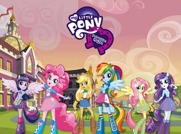 My Little Pony: Equestria Girls: une nouvelle bande-annonce