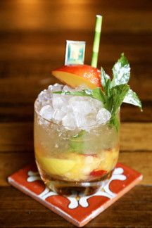 Summer cocktail recipe: The Vogue Living
