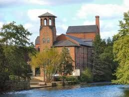 The old silk mill, derby