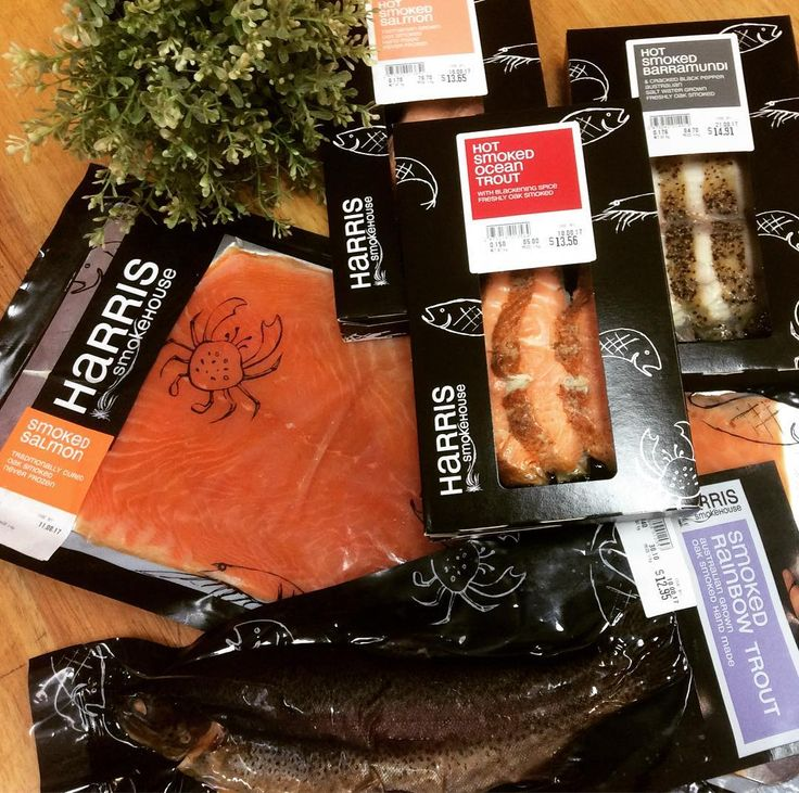 There's something fishy going on at the deli. Beautiful smoked produce including Barramundi Ocean Trout Salmon. #harrissmokehouse #savourandgrace #olinda #mtdandenong #dandenongranges #villagesofmtdandenong #realfood #jerf