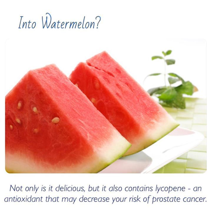 Who wants some watermelon? #cancer #menshealth #prostate #watermelon #Nutrition