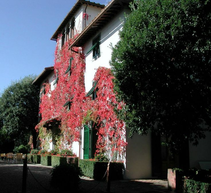 Ideally positioned in the heart of Chianti, Villa Le Barone is a 4-star-hotel from which to explore the well-known Tuscan cities famous for their artistic treasures.