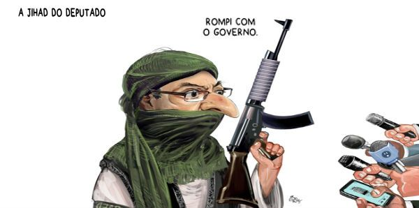 """Como dito antes, o tal parecer técnico da Câmara sobre o impeachment- assim mesmo, genérico, sem dizer quem são os """"juristas"""" que o elaboraram – é só a vontade de Eduardo Cunha. Graças aos..."""