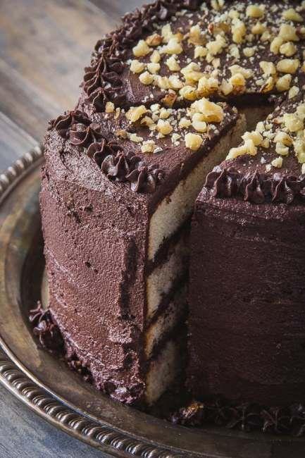 Φτιάξε σοκολατένιο κέικ με μπανάνα - soso.gr