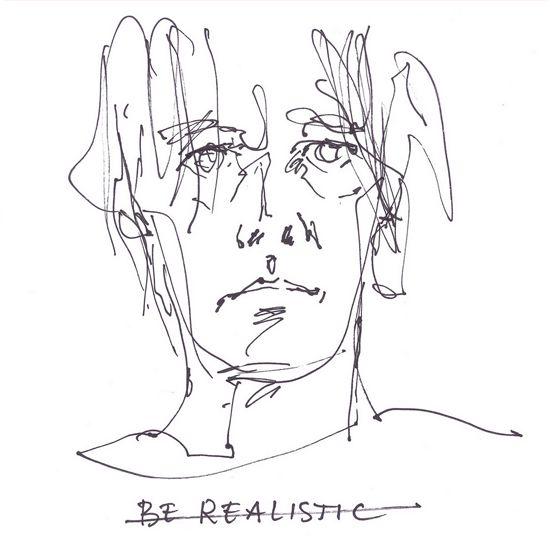 Self Portrait by Jhartho Kempink. #art #drawing #artist #black #realistic