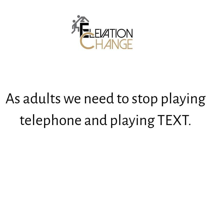 The telephone game was built for kids. It's a game of whether the message gets l…