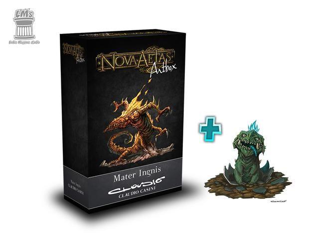 Mater Ignis - Nova Aetas Art Box