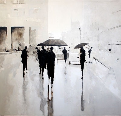 25 best ideas about monochrome painting on pinterest for Famous monochromatic paintings