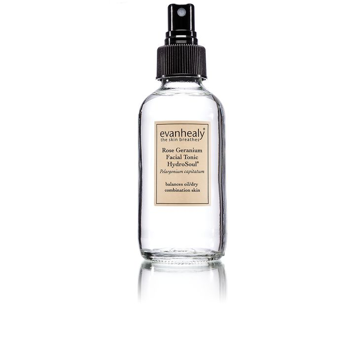 Rose Geranium HydroSoul for balancing and refreshing combination skin - evanhealy