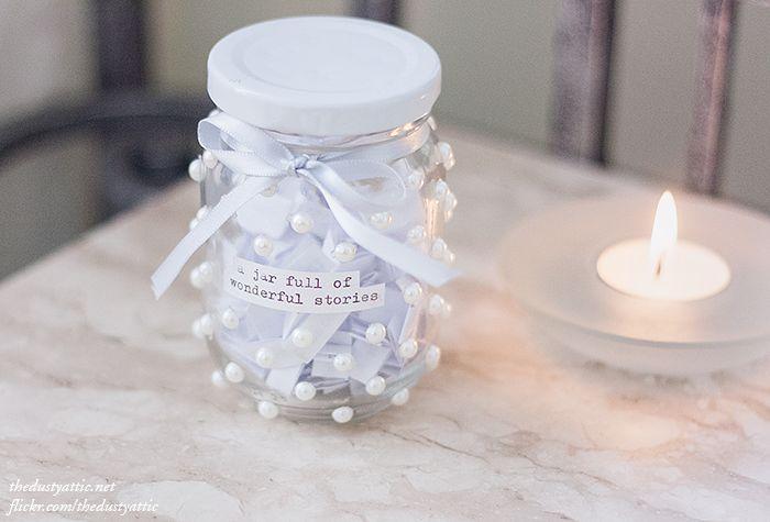 To Be Read jar. Cute.