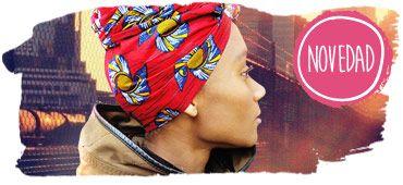 Tip Afro TLC ~ Protege tu cabello rizado o afro con un bonito pañuelo. ~ Novedad Sofía Black: pañuelos confeccionados de forma artesanal en españa con telas wax de origen africano. Dale un toque especial a tu look con uno de ellos! #Africa #Africano #Etnico ~ www.sofiablack.com