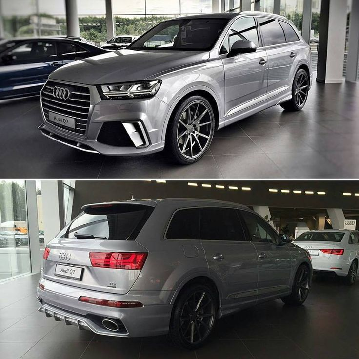 25+ Best Ideas About Audi Q7 On Pinterest