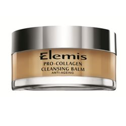 Pro-Collagen Cleansing Balm  @Elemis Ltd  This powerful treatment cleansing balm dissolves make-up and daily grime. Developed first and foremost for its performance in Elemis treatments, this super-cleansing, luxurious treatment balm is expertly formulated with a 100% active base of natural oils grown within the UK. #skincare #playagrandespa @Solmar Hotels & Resorts