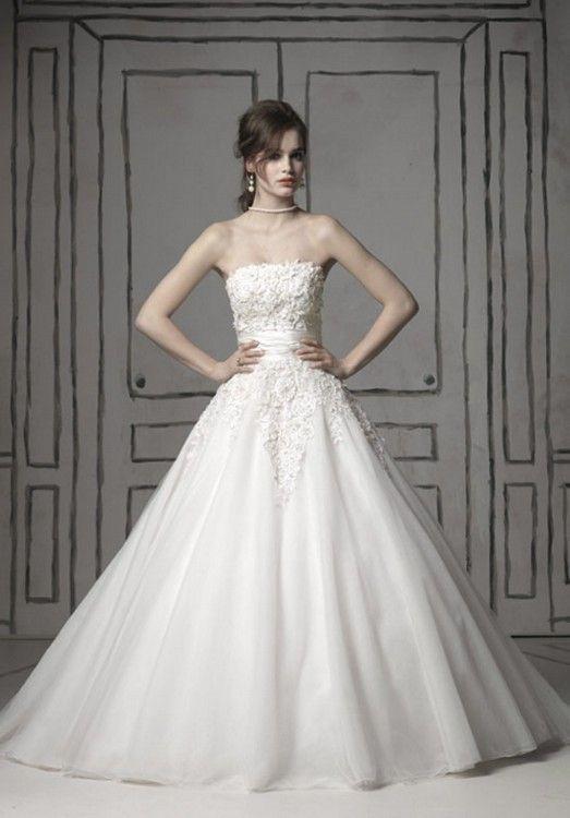 Justin Alexander, Justin Alexander 8483, Size 10 Wedding Dress For Sale | Still White Canada