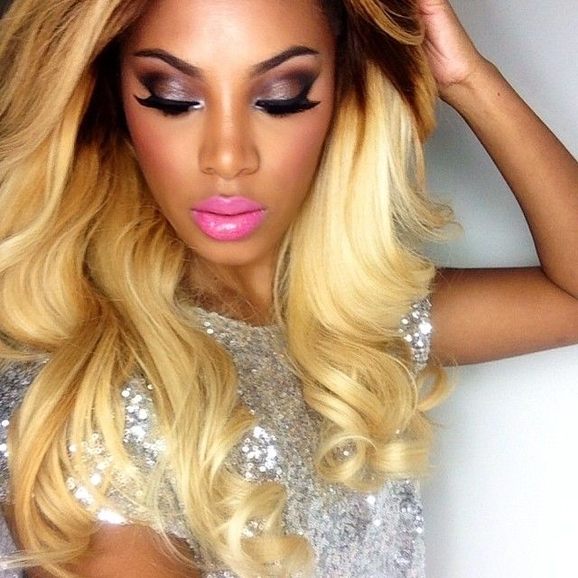 29 best lace wigsweaves hair images on pinterest weaving i need a blonde weavewig like this pmusecretfo Images