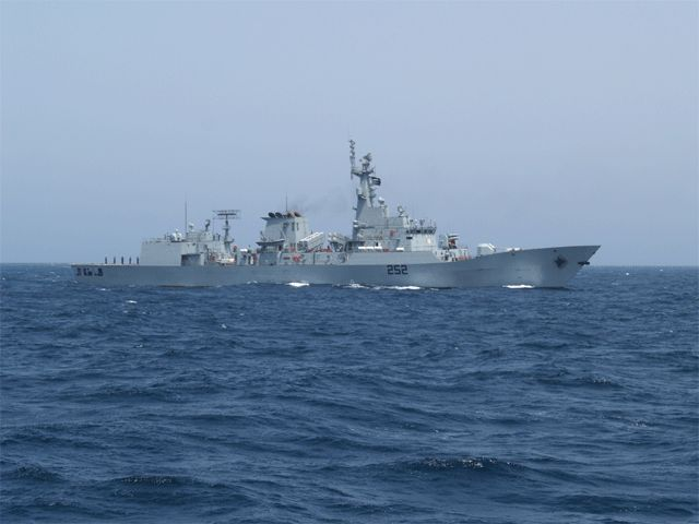 PNS-Shamsheer   Pakistan Navy ship to join naval exercise in Turkey http://shar.es/cPfdT