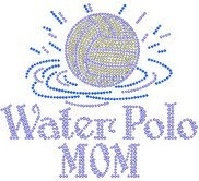 Water polo mom