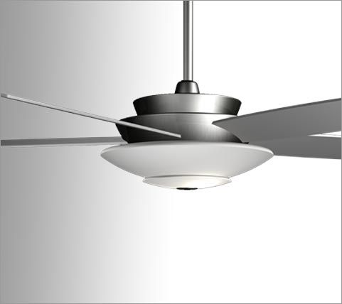 modern ceiling fan with light for master bedroom