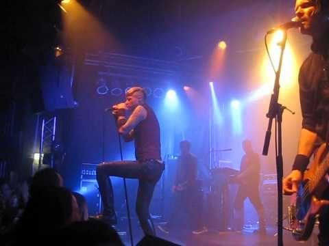 Zeromancer ~ Sinners International Live @Musikzentrum Hannover 30.11.2013
