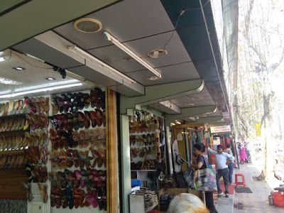 Delhi Tourism: Janpath Market