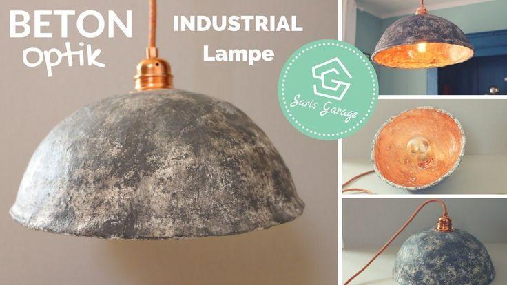 617 besten lamp basteln bilder auf pinterest basteln betonplatte und deko basteln. Black Bedroom Furniture Sets. Home Design Ideas