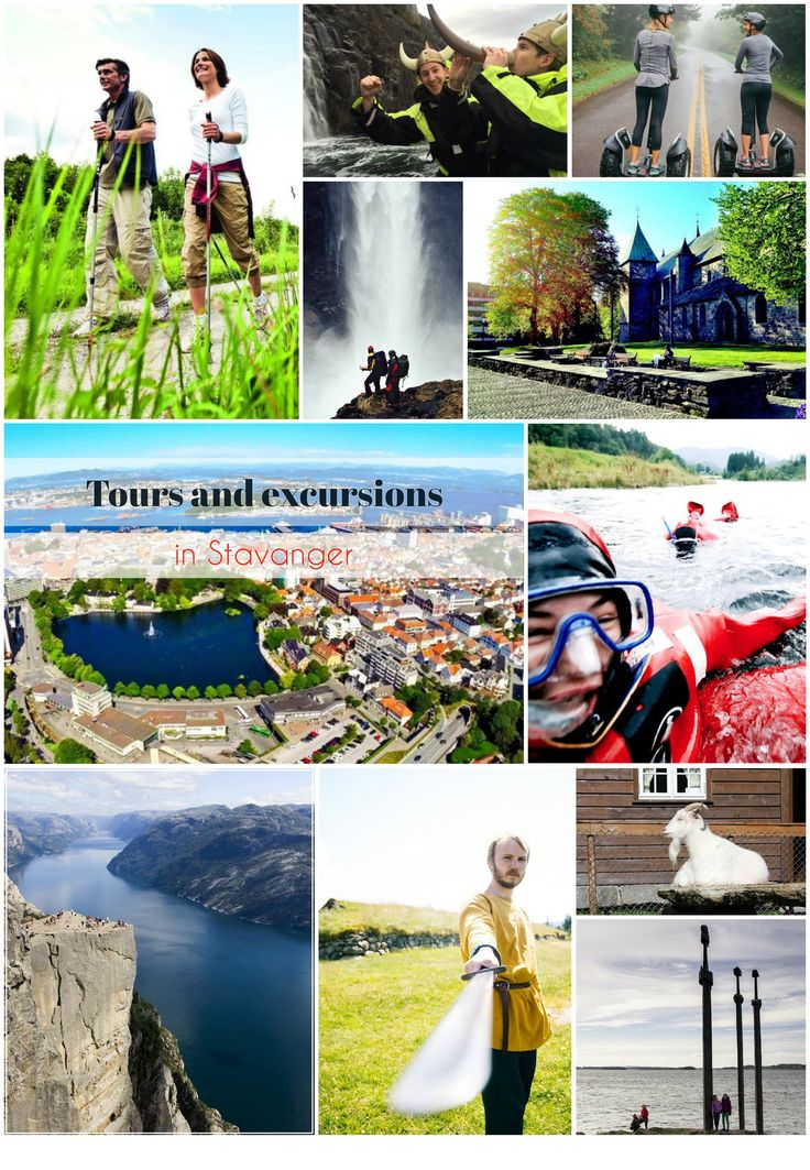 Tours and excursions for groups and solo travelers visiting Stavanger, Norway.   http://guidecompaniet.no/en/shore-excursions/