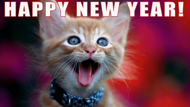Happy New Year! May this be the best year yet.