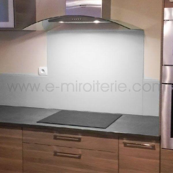 18 best Crédance en verre images on Pinterest Cooking food - fixation meuble haut cuisine ikea