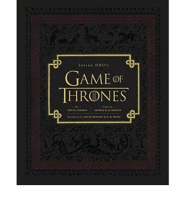 Inside #hbo's game of #thrones - bryan #cogman (hardback),  View more on the LINK: http://www.zeppy.io/product/gb/2/261499974144/