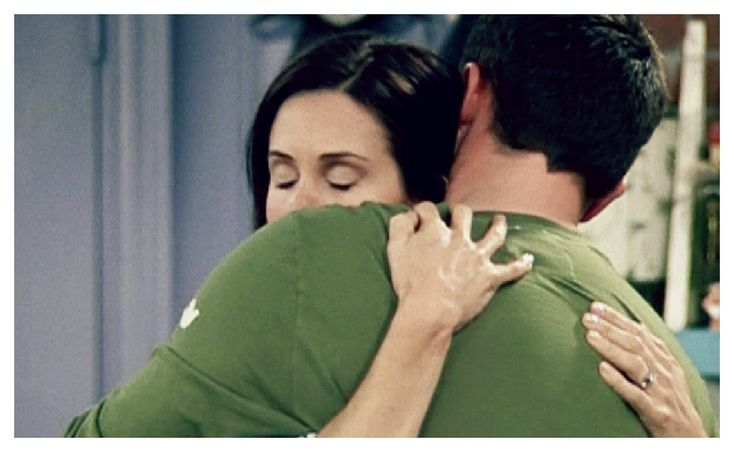 chandler and monica dating real life They start dating in season 2 but break up after ross after the news of monica and chandler's whom she met at her gym just like in the real life.