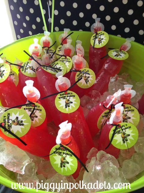 "Photo 1 of 13: 5th Birthday/Ninja Turtles / Birthday ""Ninja Turtle Birthday Party"" | Catch My Party"