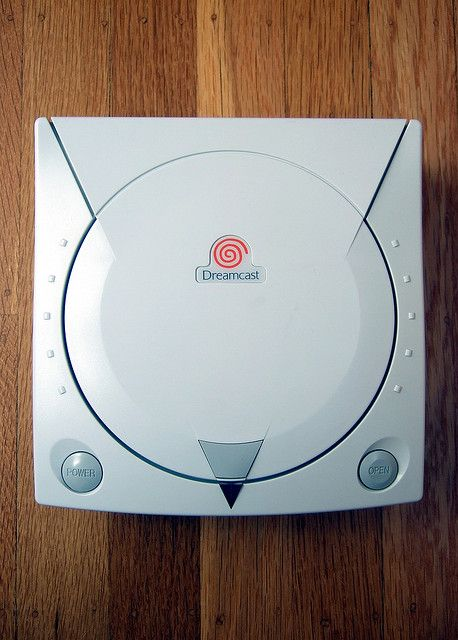 Sega Dreamcast, one of my favourite consoles ever....