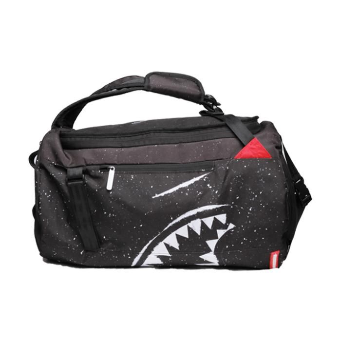 aa447fe013fe Sprayground Party Shark Duffpack in 2019 | Wishlist | Party, Shark, Bags