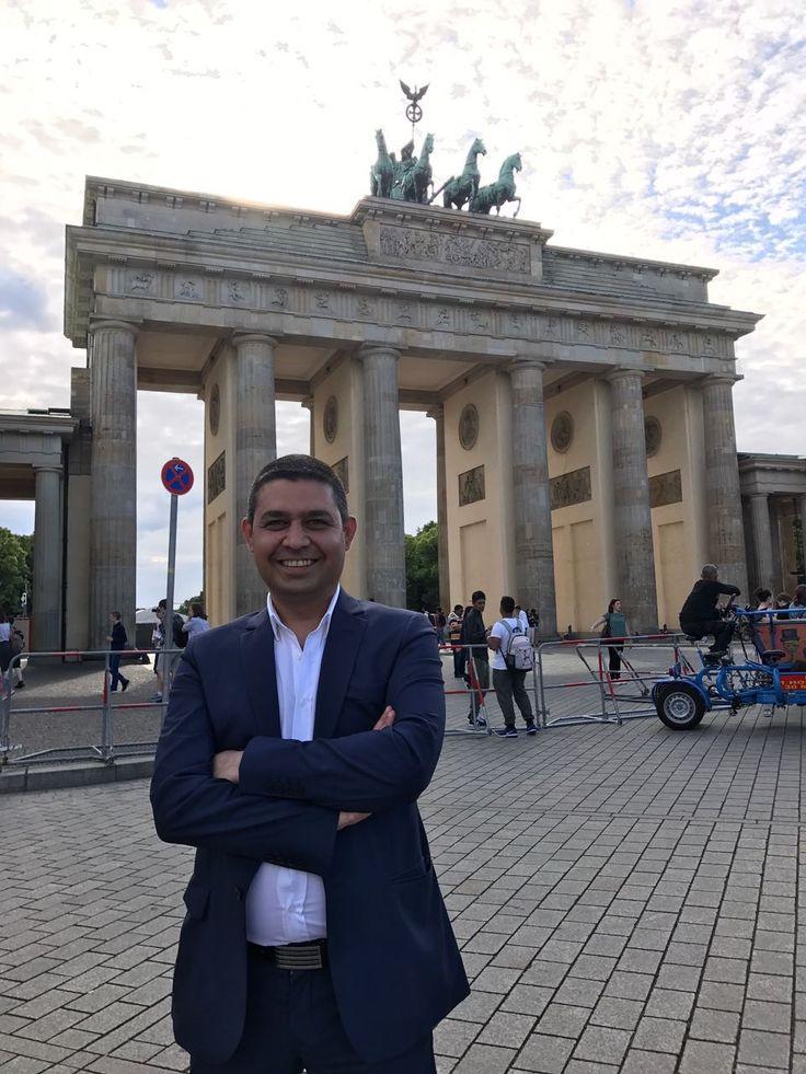 Berlin Almanya 😊