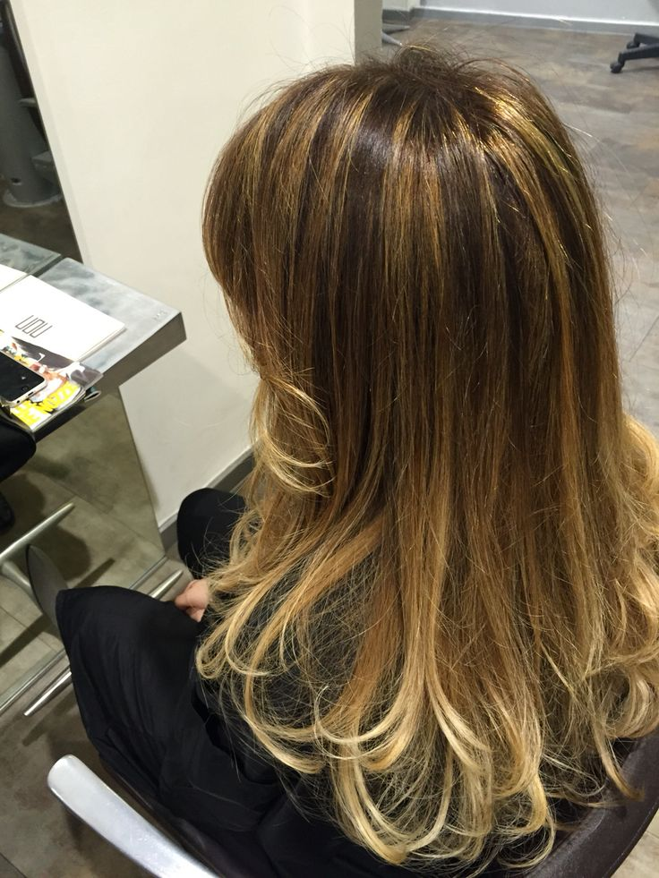 Degradè CDC Eseguito presso hair salon ANDREA TODDE TORINO