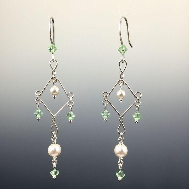 435 best Chandelier earrings images on Pinterest | Jewelry ideas ...