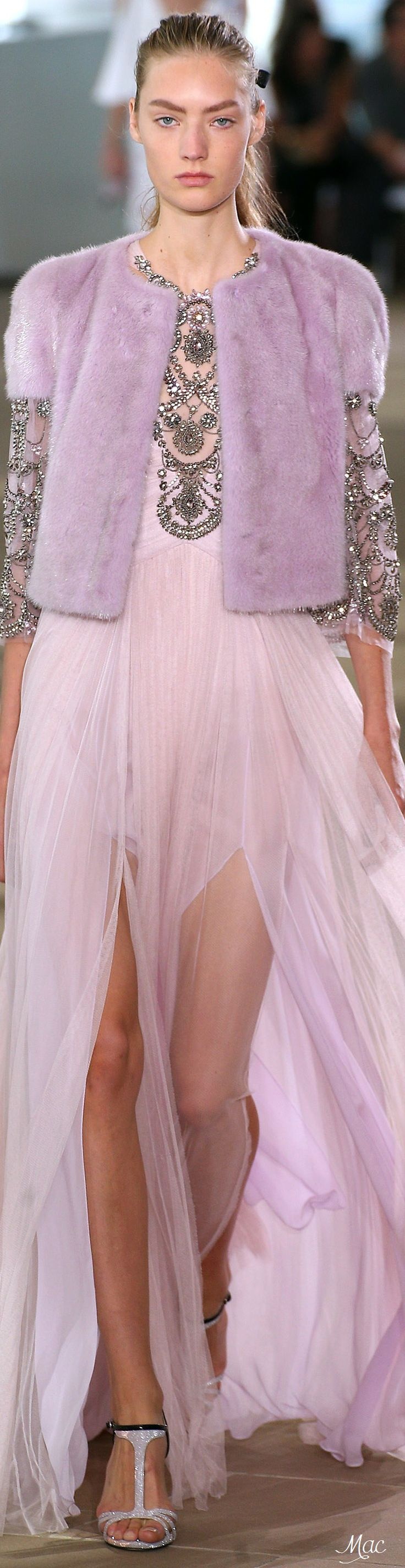 Spring 2017 Ready-to-Wear Monique Lhuillier