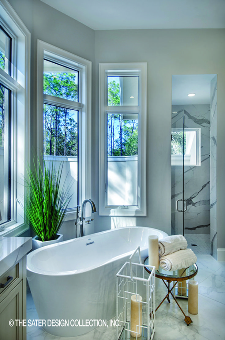 93 best Great Master Baths - The Sater Design Collection images on ...