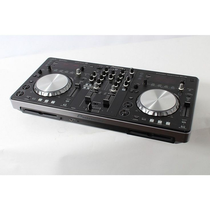 Pioneer XDJ-R1 Universal DJ System Regular 888366042076