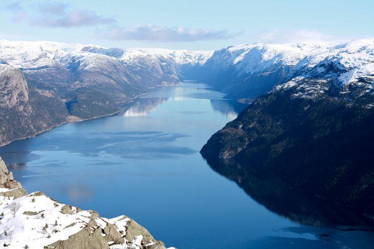 fjell i norge | UiB-forskning flytter fjell | Universitetet i Bergen