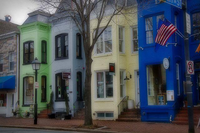 George Street Cafe Fredericksburg Va