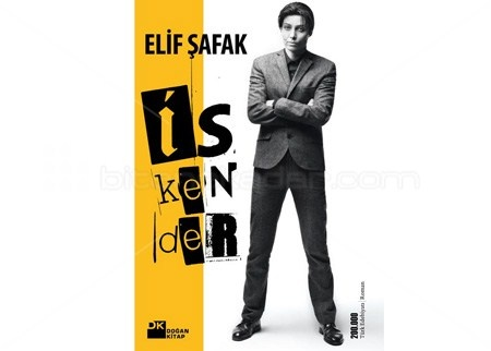 İskender - Elif Şafak 17,90 TL